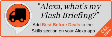 Best Before on Amazon Alexa