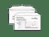 Custom White Offering Envelopes - Tithing Envelopes - EN1019