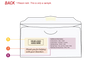 Custom Offering Envelopes - Easy to Use - EN2500