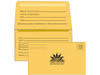 goldenrod fundraising envelopes