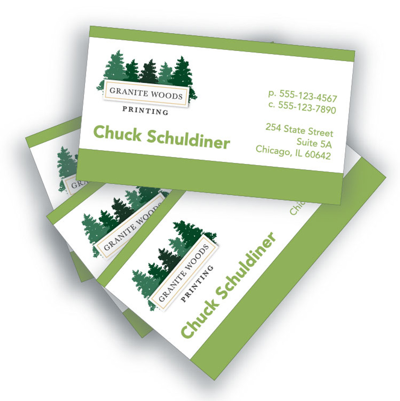 Custom Business Cards - BC1001