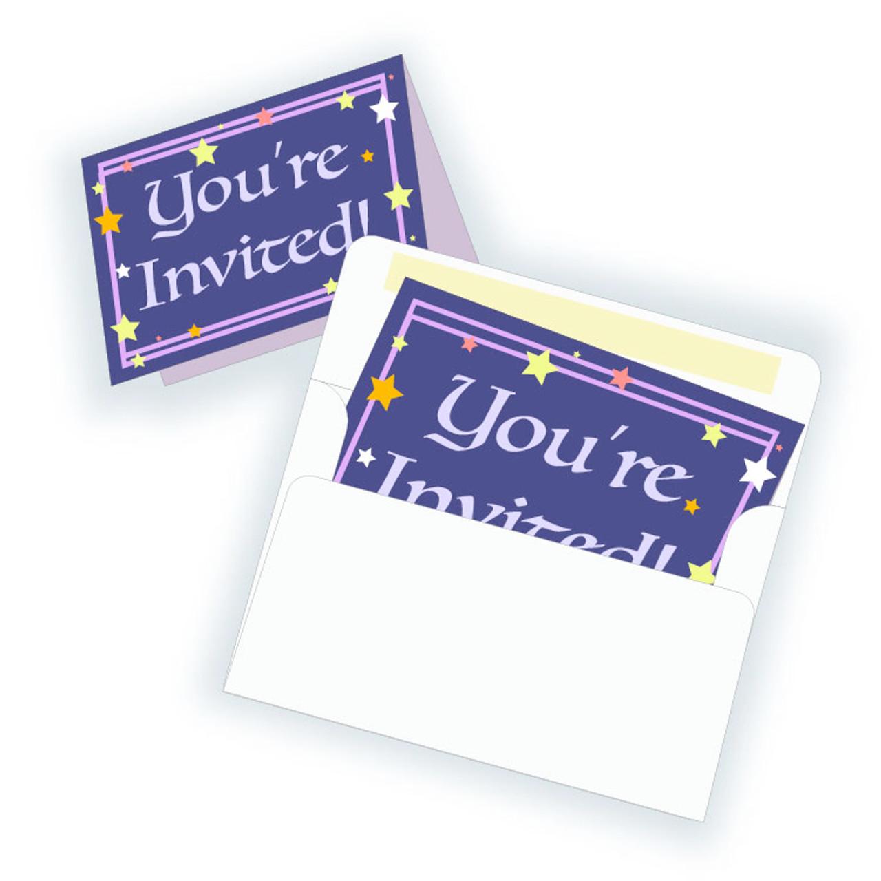 Custom greeting cards.