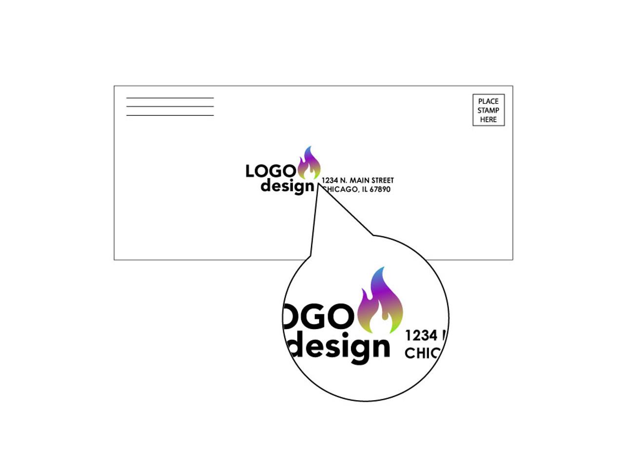 #9 Custom Security Envelopes - EN1089