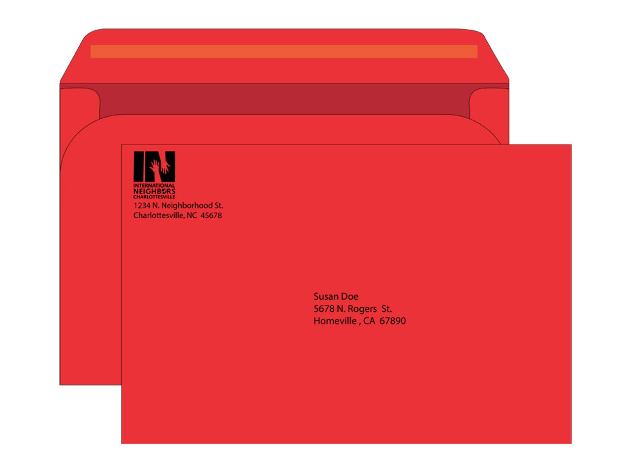 6x9 booklet envelopes - EN1094