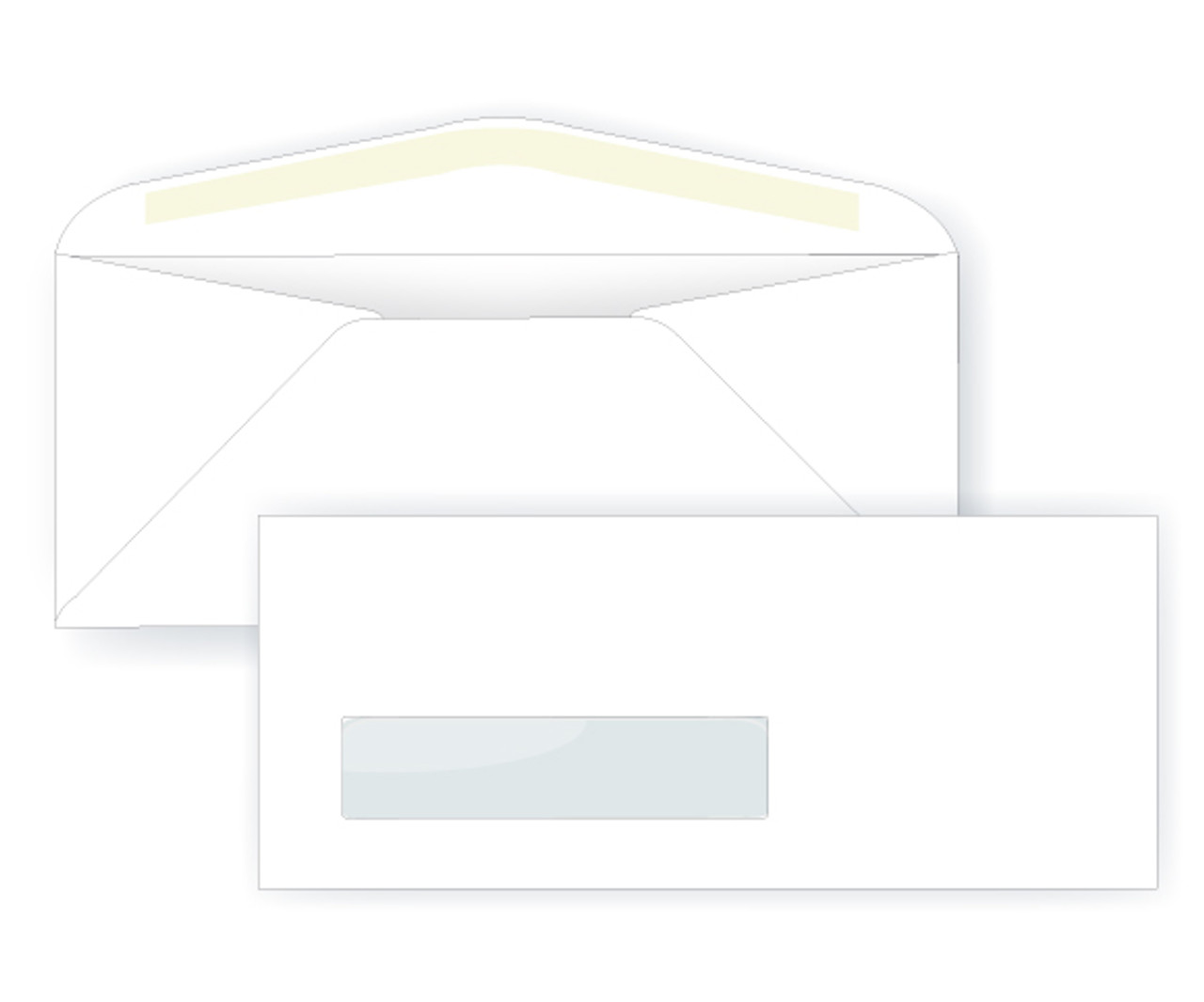 #10 Digital Window Envelopes - EB1503