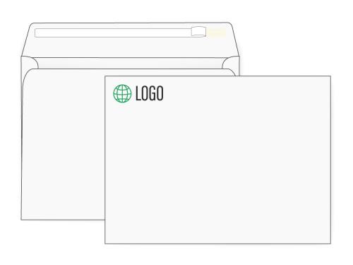 PRINTED - Self-Seal Custom 10x13 Envelopes - EN1006