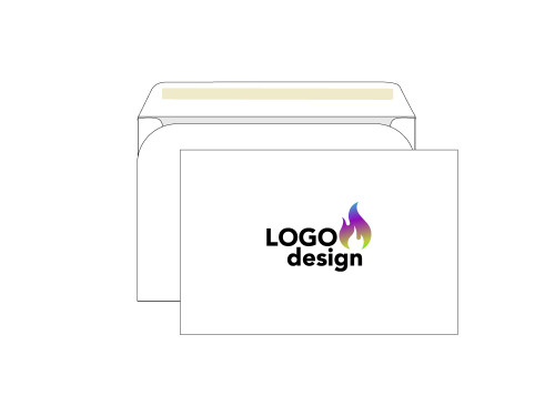 PRINTED - Custom 6x9 Booklet Envelopes - EN1034