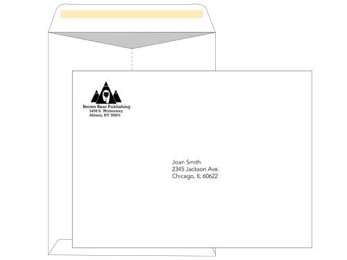 Custom 9x12 Envelopes - EN1036