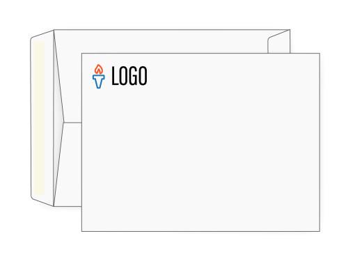 PRINTED - Custom 9 1/2 x 12 1/2 Envelopes - EN1038