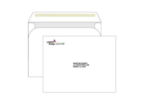 Custom 10x13 Booklet Envelopes - EN1065
