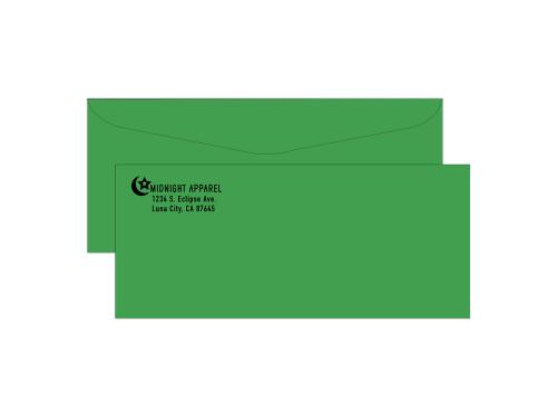 Custom Envelopes - Bright Colors - EN1074