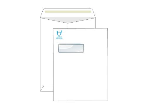 Custom 9x12 Window Envelopes - Catalog - EN1106