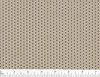 Beige 14% open perforated vinyl