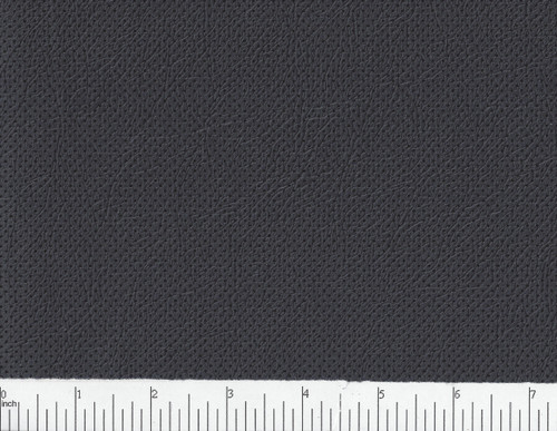 Black 18% open perforated vinyl
