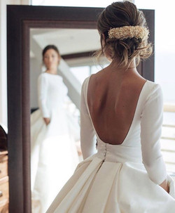 Hot Sale Hot Sale Wedding Dresses Mature Bride Wedding Dresses