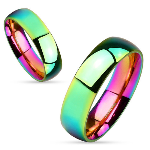 6mm Rainbow Glossy (SN288)