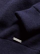 Armor-lux Breton Zip-Up Cardigan