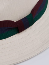 Henley Canvas Fedora Hat