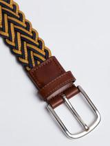 Toledo Handmade Leather Belt