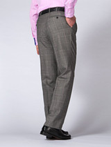 Prince of Wales Luxury Merino Wool Suit