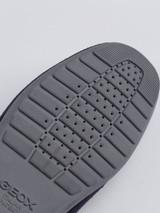 Breathable Sole of Navy Geox Tivoli Moccasin Shoe