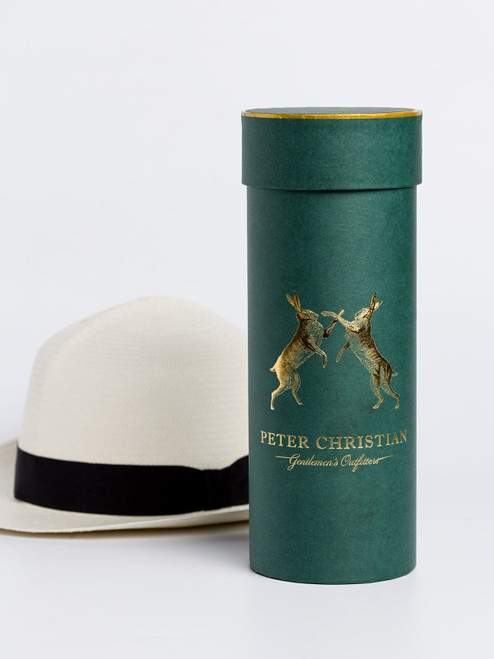 Panama Hat Travel Tube