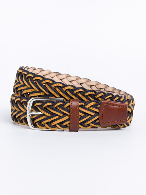 Toledo Handmade Leather Belt