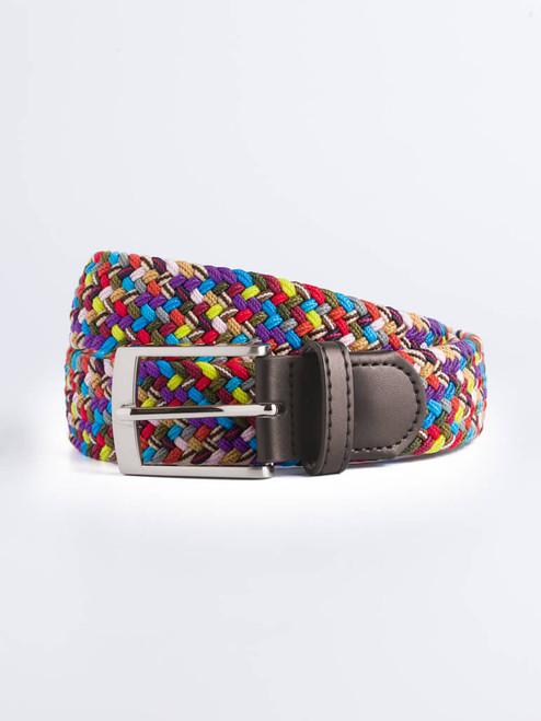 Image of Multi Woven Elastic Belt