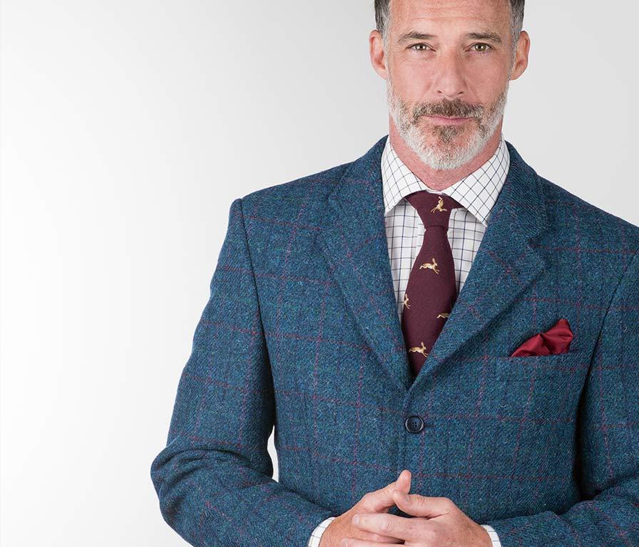 Harris Tweed Jackets - Shop Now
