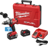 """Milwaukee I M18 FUEL™ 1/2"""" HAMMER DRILL/DRIVER WITH ONE-KEY™ KIT"""