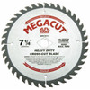 Alfa Tools I 10 X60T HEAVY DUTY CROSS CUT CARBIDE TIPPED SAW BLADE