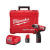 Milwaukee I M12™ FUEL™ 1/4 HEX IMPACT DRIVER KIT W/2 BAT