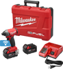 "Milwaukee I M18 FUEL™  1/4"" HEX IMPACT DRIVER WITH ONE-KEY™ KIT"