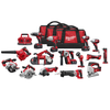 Milwaukee I M18™ COMBO 15 TOOL KIT W/4 XC BAT