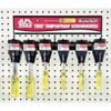 Alfa Tools I TT15 X 6-1/8 TORX TAMPERPROOF SCREWDRIVER HANGER