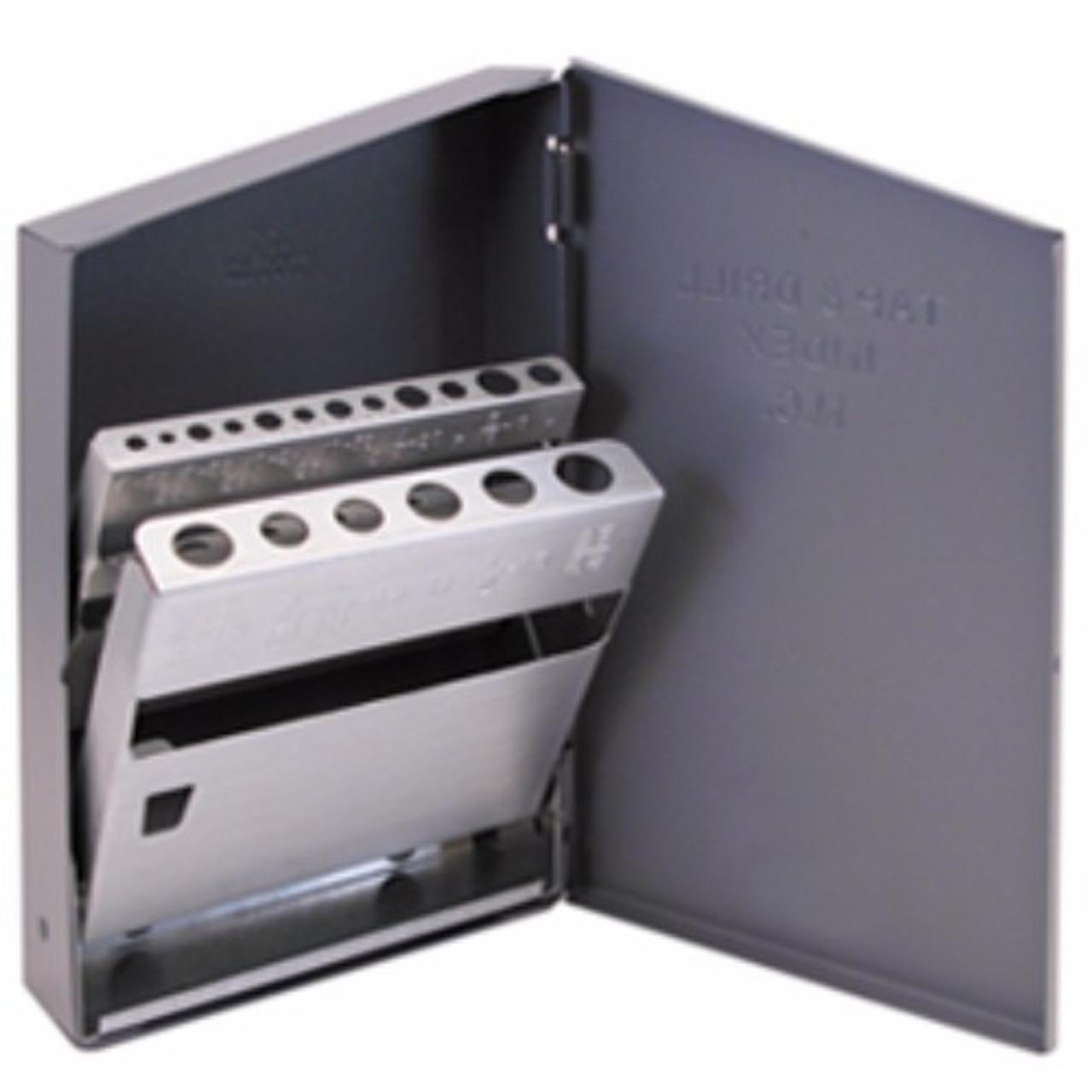 Alfa Tools I 36pc Unc F Tap Drill Index End Millpty