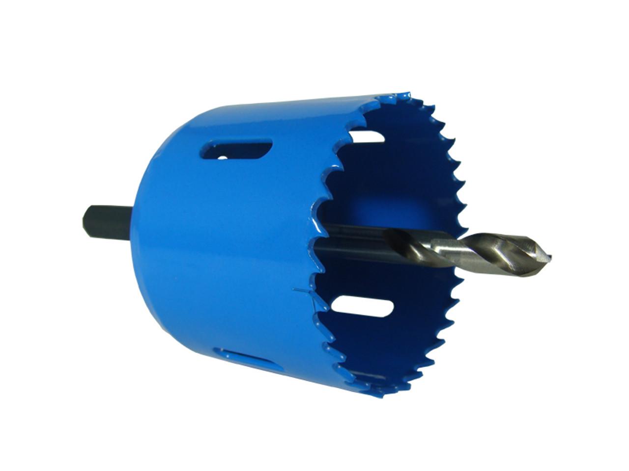 Alfa Tools TLCO50320 23//64 Cobalt M42 Taper Length Drill 6 Pack