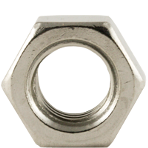 M16-2.00  DIN 934 HEX NUTS COARSE STAIN A2-70, Qty 50