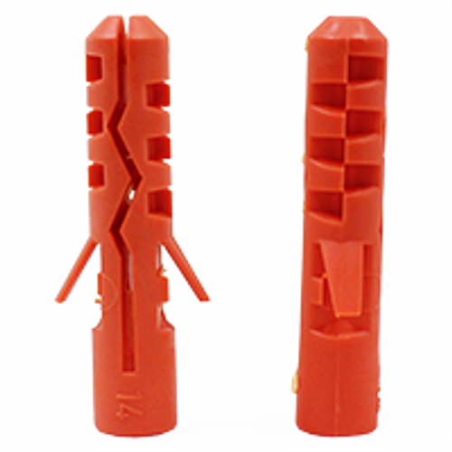 MN M5x25 MM Mungo Nylon Plug, Qty 100