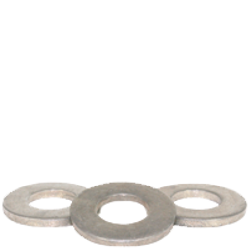 "5/8""  SAE FLAT WASHERS MED. CARBON THRU-HARDENED ZINC CR+3(USA), Qty 50"