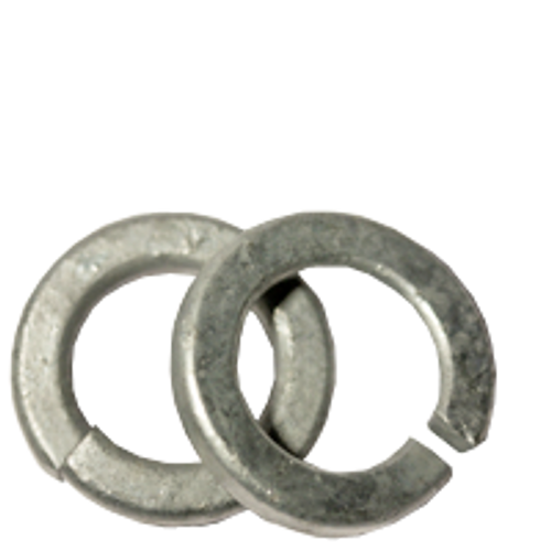 "1/4""  REGULAR SPLIT LOCK WASHERS HDG, Qty 1000"