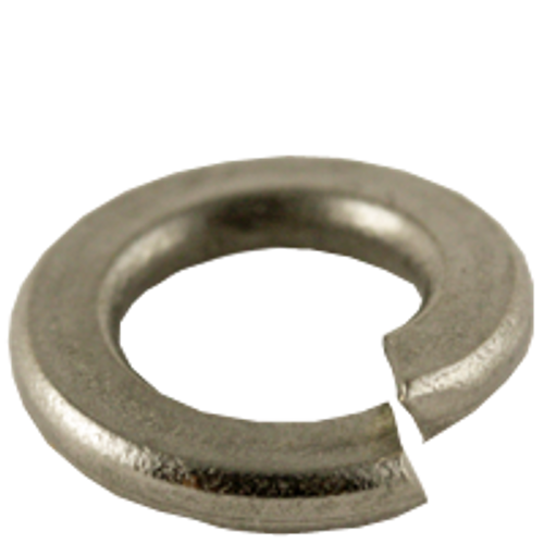 "7/16"" SPLIT LOCK WASHERS STAIN A2 (18-8), Qty 100"