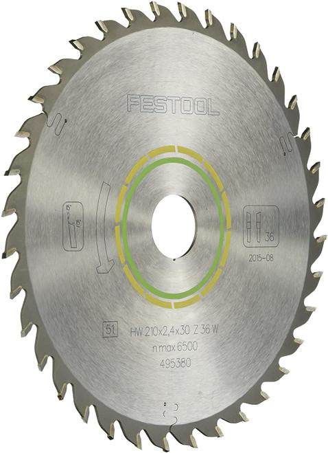 Festool Universal Blade For TS 75 Plunge Cut Saw - 36 Tooth