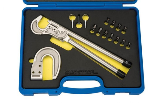 Air Capital Hand Squeeze Riveting Kit