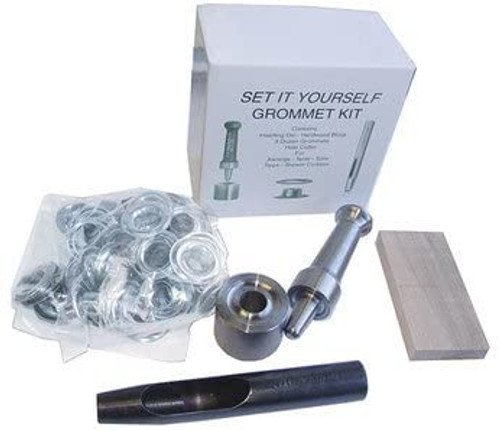 """Tool and Grommet Kit """"Set it Your Self"""" 13268"""