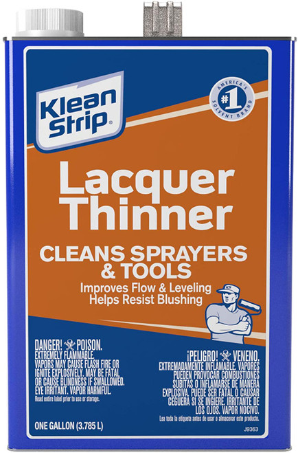 1 Gal LACQUER THINNER