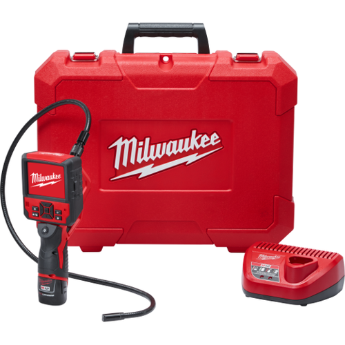 "Milwaukee I M12â""¢ M-SPECTOR FLEXâ""¢ 3'FT INSPECTION CAMERA CABLE KIT"