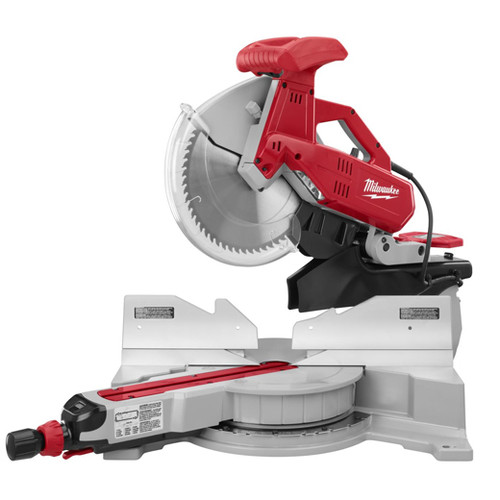 "Milwaukee I 12"" SLIDING DUAL BEVEL COMP MITER SAW"