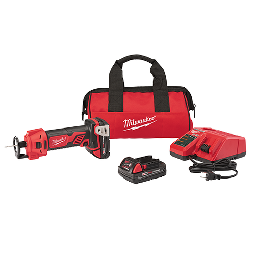 Milwaukee I M18 CUT OUT TOOL- CP KIT