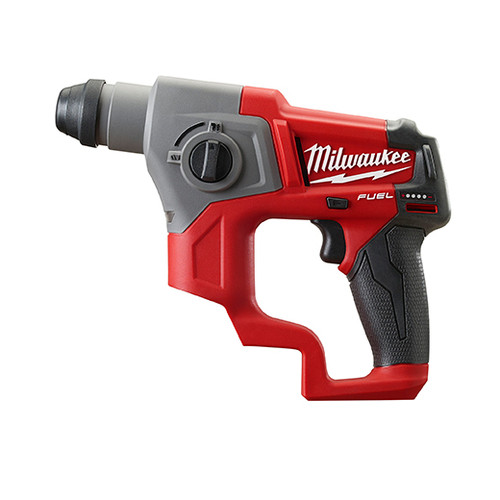 Milwaukee I M12™ FUEL™ 5/8 SDS PLUS TOOL ONLY